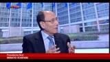 """07/03/2014 - Italicum, Schifani: """"Il Senato non sarà notaio della Camera"""""""