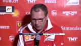 16/03/2014 - Ferrari, per Domenicali gioie e dolori dopo il primo GP