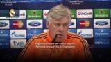 Real Madrid, Ancelotti fiducioso sugli ottavi di Champions
