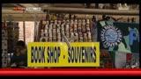 18/03/2014 - Pompei, rubato un affresco nella domus di Nettuno