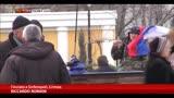20/03/2014 - Crimea, Ucraina rassegnata a cedere basi militari a russi