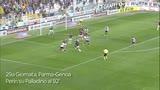 24/03/2014 - Bardi, mezzo miracolo su Cerci. Neto evita il gol ad Higuain