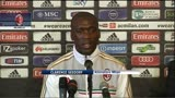 "25/03/2014 - Milan, Seedorf: ""Nessuna tensione tra me e Galliani"""