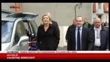 "25/03/2014 - Francia, Marine Le Pen chiama a raccolta i ""No Euro"""