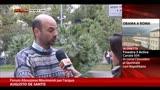 27/03/2014 - Acqua contaminata Abruzzo, intervista ad Augusto De Sanctis