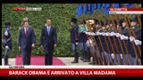 Obama in Italia: tutti i video