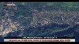 27/03/2014 - La frana nella contea di Snohomish ripresa dalla NASA