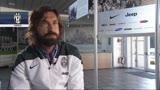 """28/03/2014 - Pirlo e l'amore per la Juve: """"Posto migliore per continuare"""""""