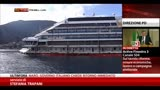 28/03/2014 - Concordia,a metà aprile l'annuncio del porto di destinazione