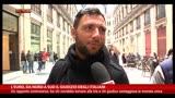 29/03/2014 - L'euro, da Nord a Sud il giudizio degli italiani