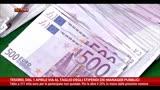 29/03/2014 - Tesoro, da 1 aprile via a taglio stipendi manager pubblici