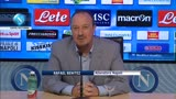 """29/03/2014 - Benitez: """"Mourinho parla, a me piace parlare con i fatti"""""""