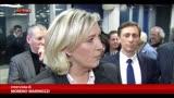 31/03/2014 - Marine Le Pen: italiani voteranno contro questa Europa