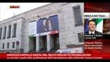 31/03/2014 - Processo appello Unipol-Bnl, reato prescritto per Berlusconi