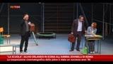 La Scuola,Silvio Orlando in scena all'Ambra Jovinelli a Roma