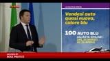 07/04/2014 - Vendute all'asta le prime auto blu del Governo