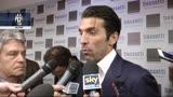 """08/04/2014 - Juve, Buffon: """"La squalifica a Destro? Dispiace anche a noi"""""""