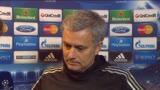 """Chelsea, Mou: """"Vinto con coraggio e fortuna"""""""