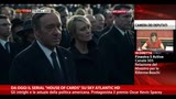 "Da oggi il serial ""House of cards"" su Sky Atlantic HD"