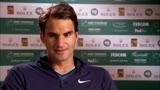 16/04/2014 - Montecarlo, Federer piega Stepanek e va agli Ottavi