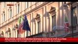 16/04/2014 - Berlusconi, corte Strasburgo respinge richiesta di stop pena