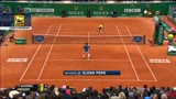 21/04/2014 - Federer crolla a Montecarlo, vince Wawrinka in tre set