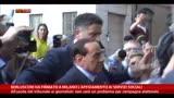 24/04/2014 - Berlusconi ha firmato l'affidamento ai Servizi Sociali