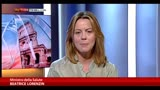 24/04/2014 - Ministro Lorenzin: Ciò che emerge su caso Stamina è orrendo