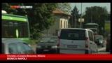 24/04/2014 - Berlusconi, a Cesano Boscone attesa per il suo arrivo