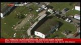 28/04/2014 - Usa, Tornado colpiscono stati del sud e sud-est- 12morti