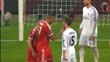 29/04/2014 - Bayern-Real, lo schiaffo di Ribéry a Carvajal