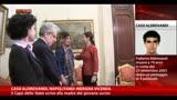 """30/04/2014 - Caso Aldrovandi, Napolitano: """"Indegna vicenda"""""""