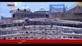 30/04/2014 - Concordia, bloccati lavori al Giglio: manca scelta del porto