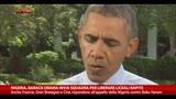 07/05/2014 - Nigeria, Obama invia squadra per liberare liceali rapite
