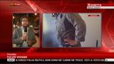 10/05/2014 - Esclusiva Sky TG24: le immagini di Dell'Utri in ospedale