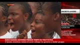 13/05/2014 - Boko Haram, governo prende tempo su trattativa
