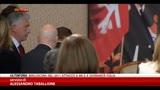 Berlusconi: Grillo in Europa finirà dentro i cessi