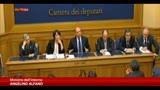 Alfano a Malmstrom: dichiarazioni ridicole e provocatorie