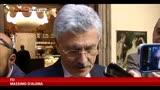 D'Alema: nessun complotto contro Berlusconi