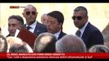 "UE, Renzi: ""Il mancato uso dei fondi grida vendetta"""