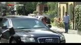 16/05/2014 - Berlusconi, 2° giorno di servizi sociali alla Sacra Famiglia