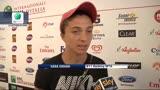 """16/05/2014 - Roma, Errani: """"Sensazione incredibile, pubblico fantastico"""""""