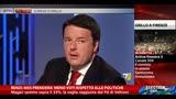 21/05/2014 - Renzi: M5S prenderà meno voti rispetto alle politiche