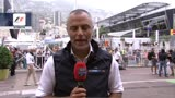 22/05/2014 - GP Monaco, finita la prima sessione di prove libere