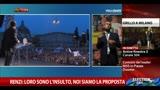 22/05/2014 - Renzi: mai nella stessa frase Berlinguer e Hitler