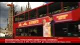 23/05/2014 - Gran Bretagna, voto europeo segreto sino a domenica