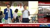 23/05/2014 - Europee, intervento di Matteo Renzi a Prato