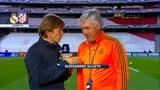 """Ancelotti: """"Sono sereno. Pepe-Benzema? Vedremo"""""""
