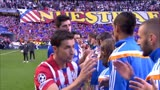 Real Madrid-Atletico Madrid 4-1 dts