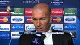 Real Campione d'Europa, la gioia di Zidane